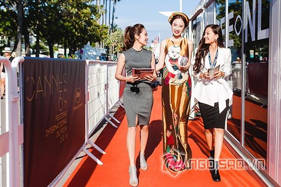 Angela Phương Trinh tới Liên hoan phim Cannes để làm gì 6