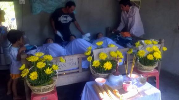 3 anh em ruột chết đuối, ba anh em cùng chết ở bình thuận, vụ chết hàng loạt, tin tức mới