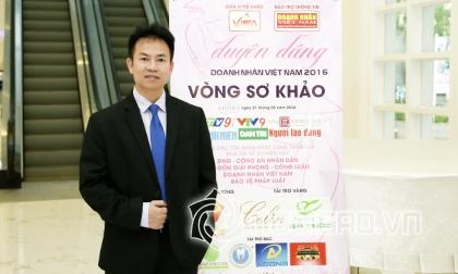 bác sĩ Xuân Trường, thẩm mỹ Xuân Trường, Duyên Dáng Doanh Nhân 2016, Doanh Nhân Việt