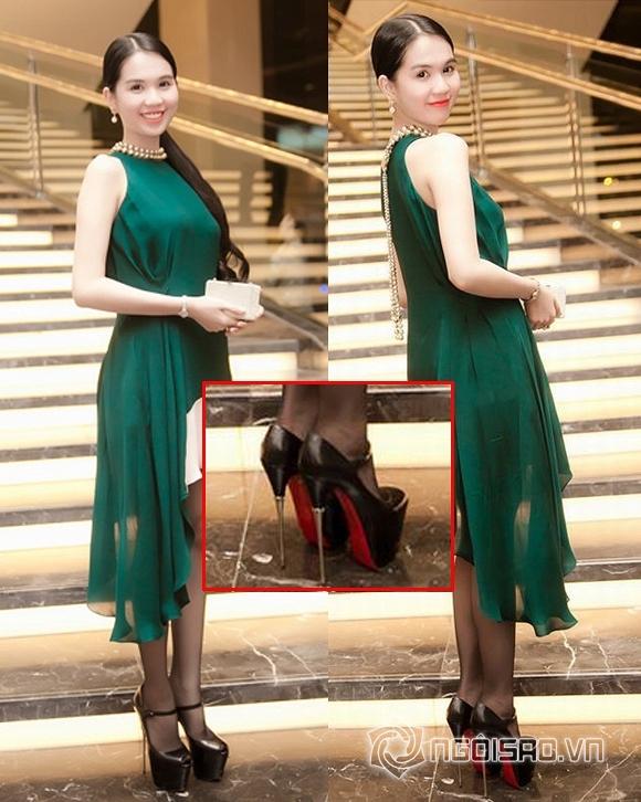 mỹ nhân việt giày cao gót 9
