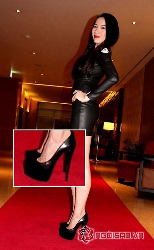 mỹ nhân việt giày cao gót 14