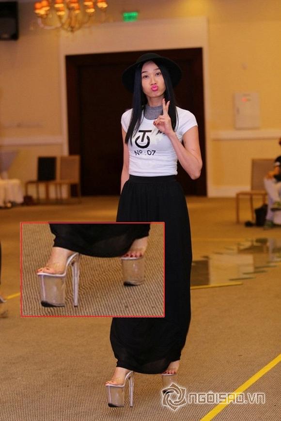 mỹ nhân việt giày cao gót 16