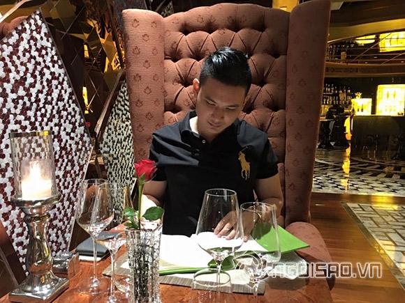Bạn trai Hoa hậu Kỳ Duyên  7