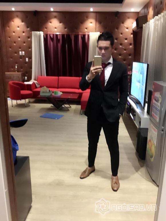 Bạn trai Hoa hậu Kỳ Duyên  8