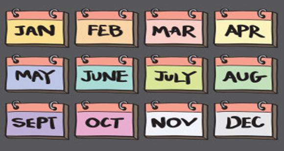 dự đoán tính cách, đoán tính cách qua tháng sinh,Tháng sinh hé lộ tính cách, tử vi