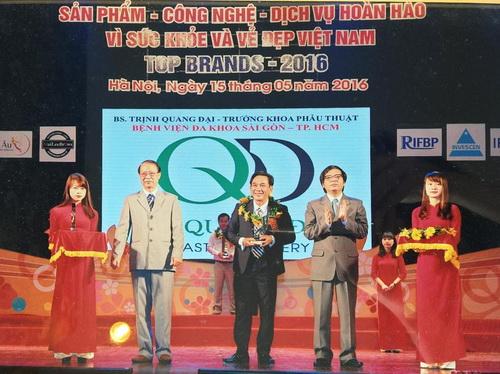 Bác sĩ Trịnh Quang Đại, Phẫu thuật thẩm mỹ, Bệnh viện đa khoa Sài Gòn