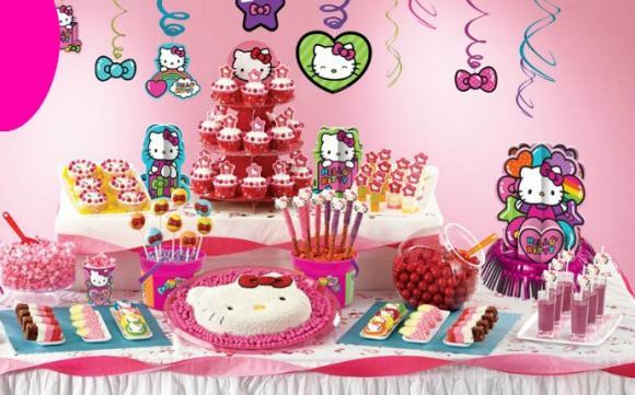 sinh nhật, tổ chức sinh nhật cho bé, sinh nhat cho tre