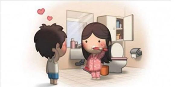 yêu vợ, đàn ông yêu vợ, chồng vẽ 30 bức trang tặng vợ, tình yêu, vợ chồng