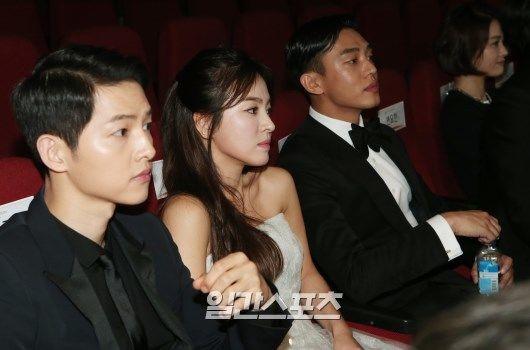 Song Joong Ki và Song Hye Kyo 0