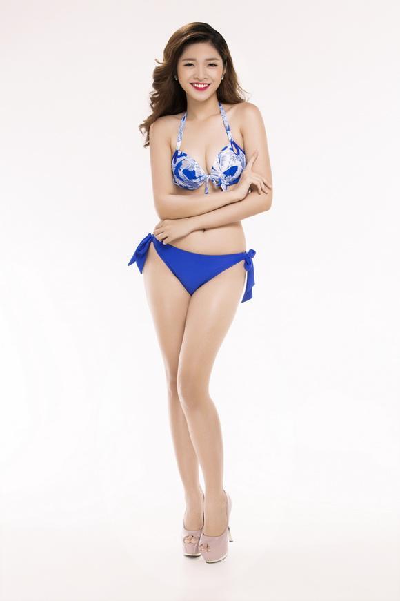 Top 30 Hoa hậu Việt Nam phía Nam 4