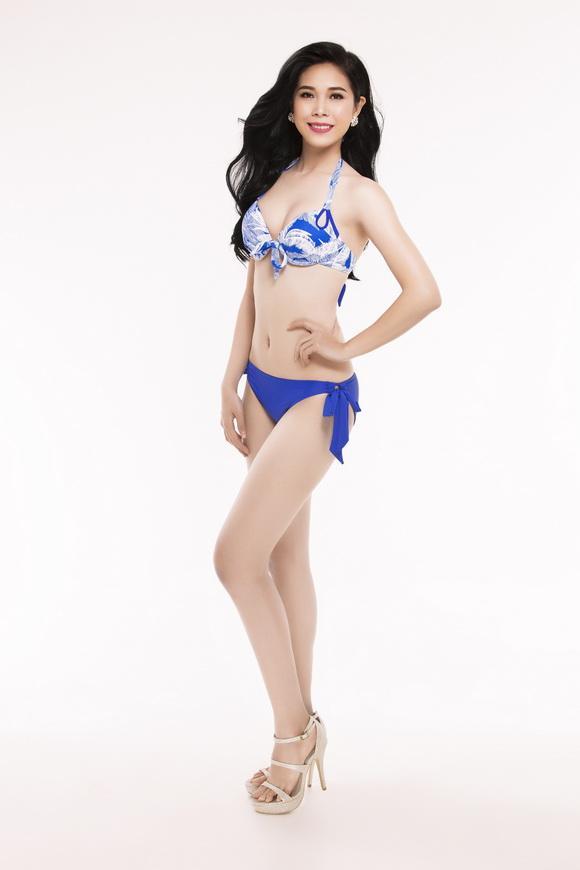 Top 30 Hoa hậu Việt Nam phía Nam 8