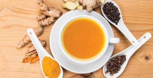bột nghê, tinh bột nghệ, nghệ, trà nghê, ung thư