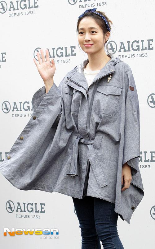 sao Hàn,bà xã Lee Byung Hun,sao Hàn dự sự kiện,Lee Min Jung
