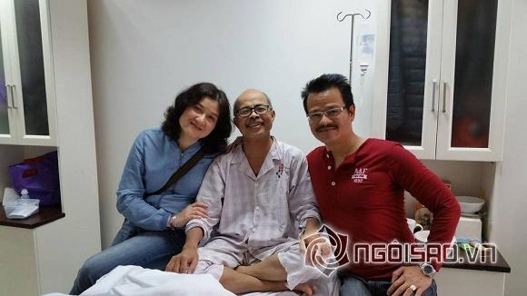 Hán Văn Tình, sức khỏe Hán Văn Tình, Hán Văn Tình ung thư, sao Việt
