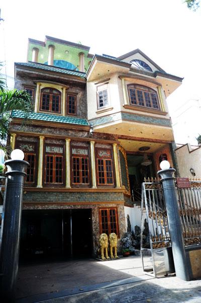 nha ngoc son 11 ngoisao.vn Tham quan bên trong căn biệt thự hơn 100 tỷ của Ngọc Sơn