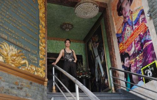 nha ngoc son 2 ngoisao.vn Tham quan bên trong căn biệt thự hơn 100 tỷ của Ngọc Sơn