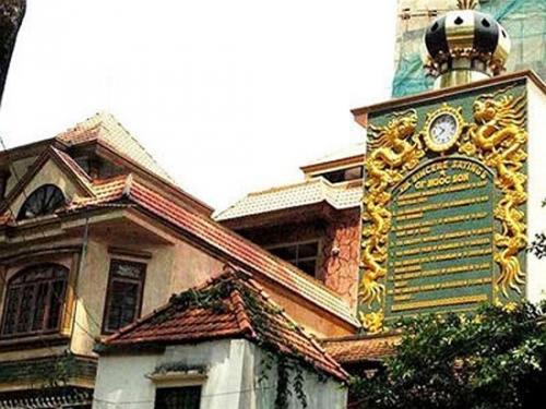 nha ngoc son 5 ngoisao.vn Tham quan bên trong căn biệt thự hơn 100 tỷ của Ngọc Sơn