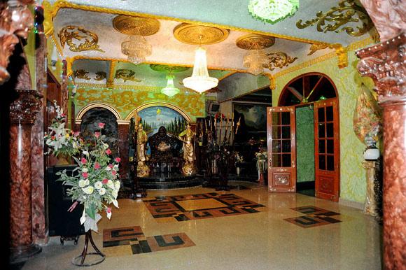 nha ngoc son a 2 ngoisao.vn Tham quan bên trong căn biệt thự hơn 100 tỷ của Ngọc Sơn
