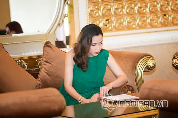 Lưu Hương Giang thon gọn sau một tháng sinh con 3