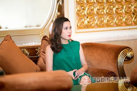 Lưu Hương Giang thon gọn sau một tháng sinh con 4