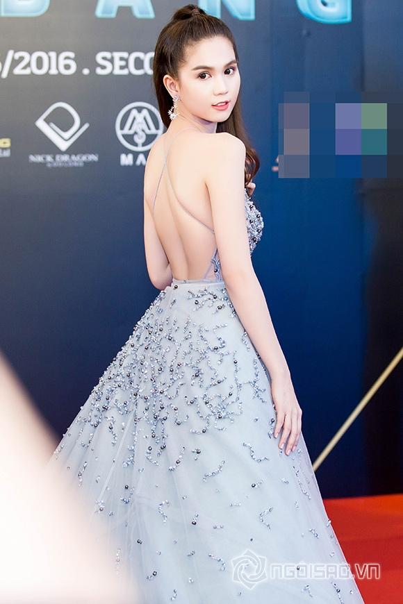 Ngọc Trinh bị nghi mặc 'váy nhái' giống Lý Băng Băng - Ảnh 2