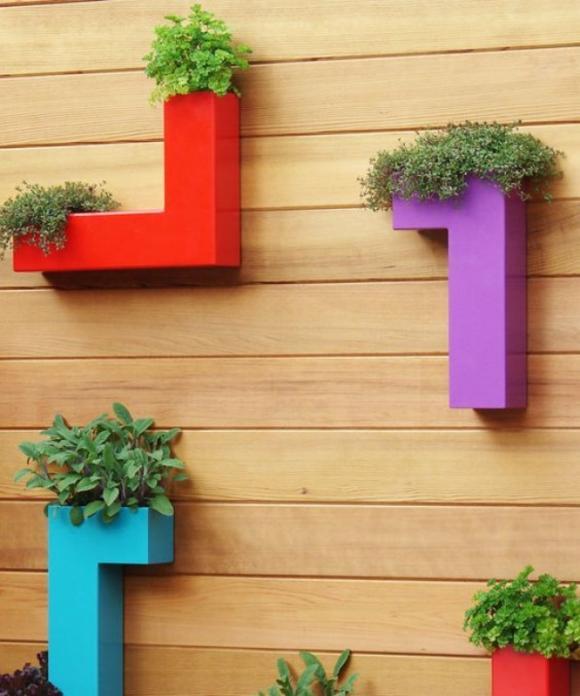 12 ý tưởng tuyệt vời để tạo một khu vườn thẳng đứng trong nhà của bạn 1