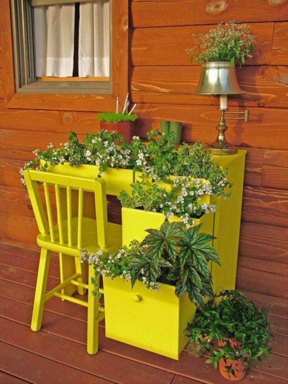 12 ý tưởng tuyệt vời để tạo một khu vườn thẳng đứng trong nhà của bạn 4