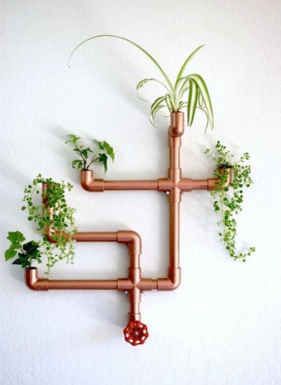 12 ý tưởng tuyệt vời để tạo một khu vườn thẳng đứng trong nhà của bạn 2