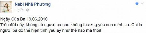Sao Việt ngày của cha  2