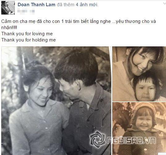Sao Việt ngày của cha  3