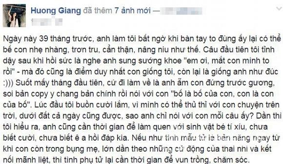 Sao Việt ngày của cha  4