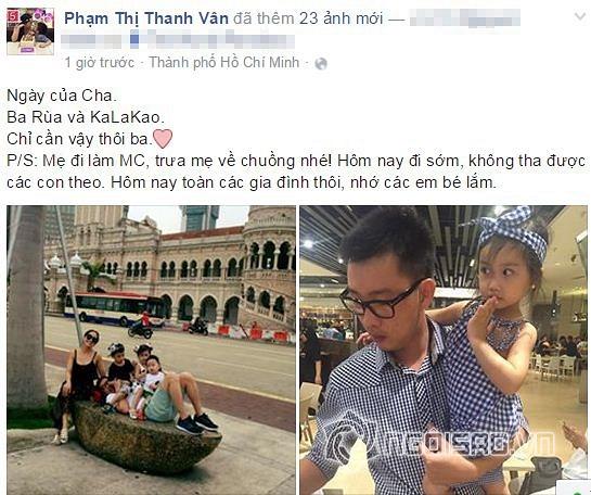 Sao Việt ngày của cha  6