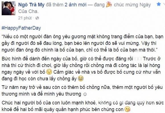 Sao Việt ngày của cha  1