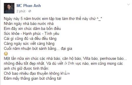 ngày nhà báo Việt Nam 0