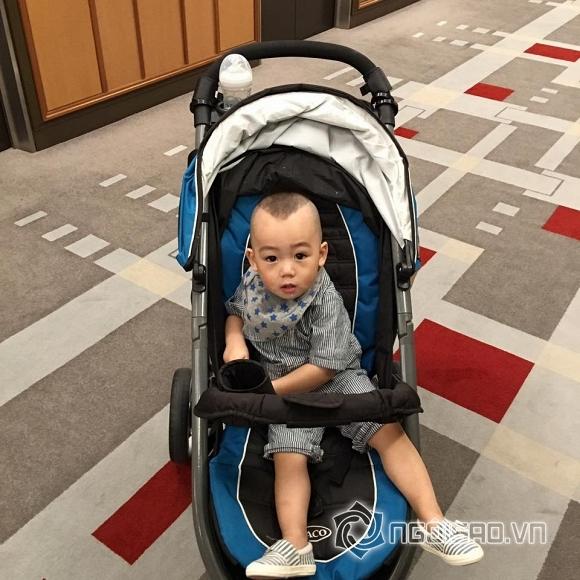 Ngọc Thạch, siêu mẫu Ngọc Thạch, chồng Ngọc Thạch, gia đình Ngọc Thạch, con trai Ngọc Thạch, Ngọc Thạch đi du lịch Tokyo, sao việt