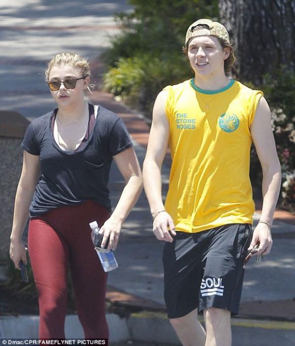sao Hollywood,Brooklyn Beckham,bạn gái Brooklyn Beckham,Chloe Moretz