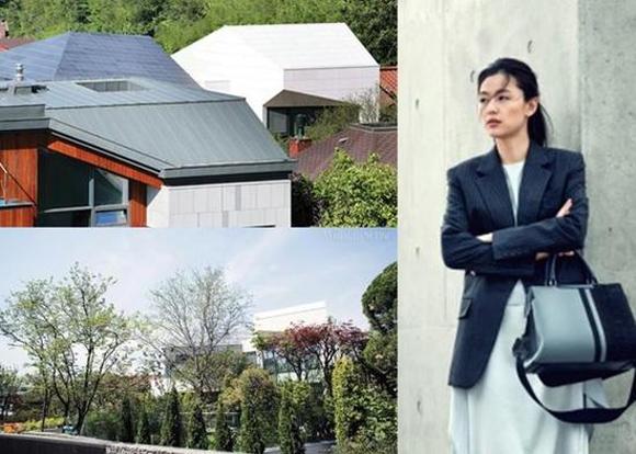 biệt thự của Jun Ji Hyun 0