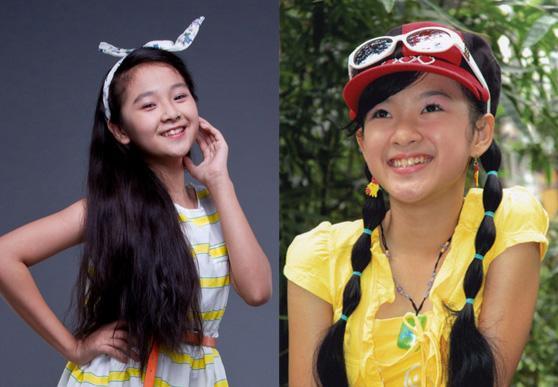 giống nhau trong showbiz Việt  2