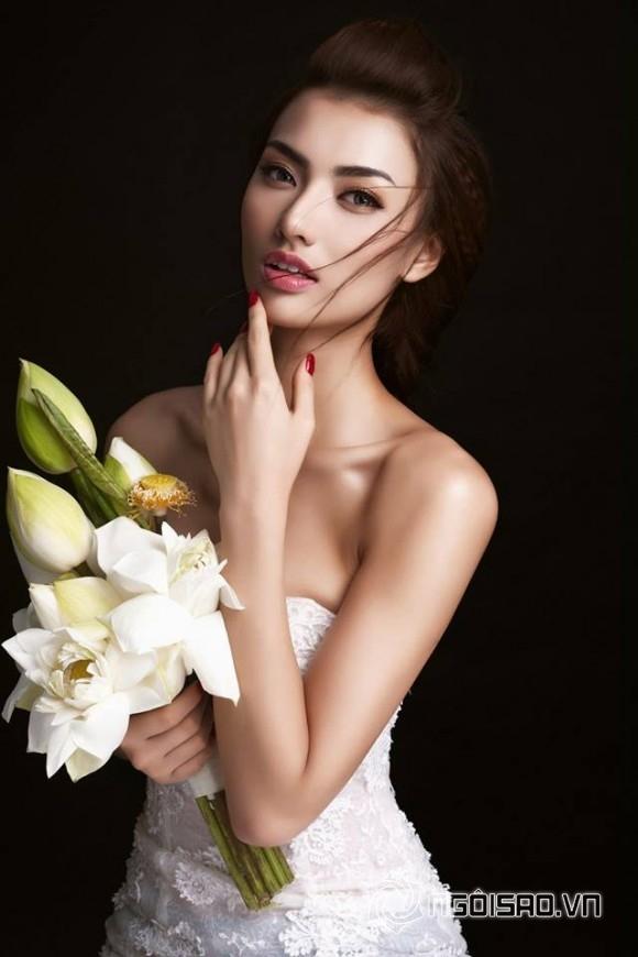 Hồng Quế thi Hoa hậu 1