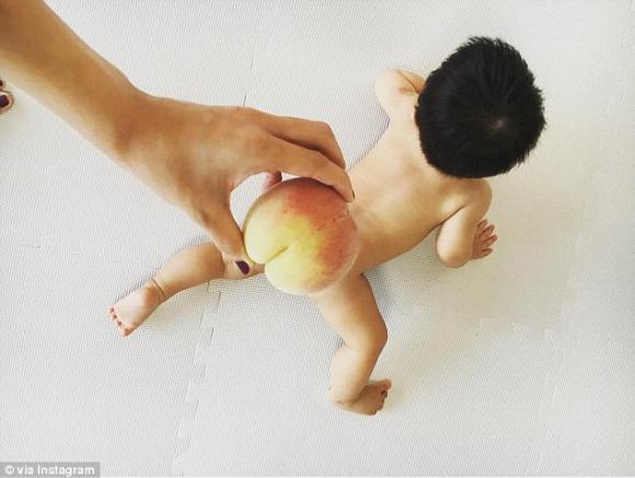 đời sống trẻ,mông trái đào,khoe ảnh mông trái đào,siêu mẫu Karlie Kloss