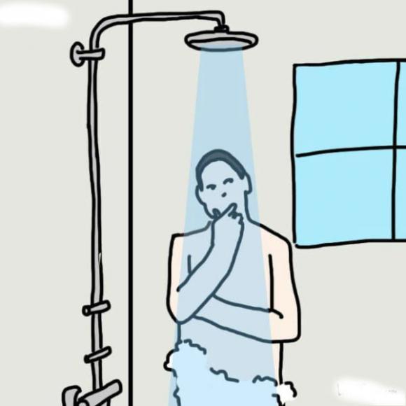 thói quen tắm, tính cách, đoán tính cách qua thói quen tắm, thói quen tắm tiết lộ tính cách