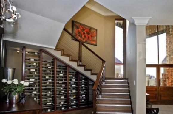 ytuonghamruu 10 ngoisao.vn Chia sẻ ý tưởng tạo hầm rượu đẹp mắt trong nhà
