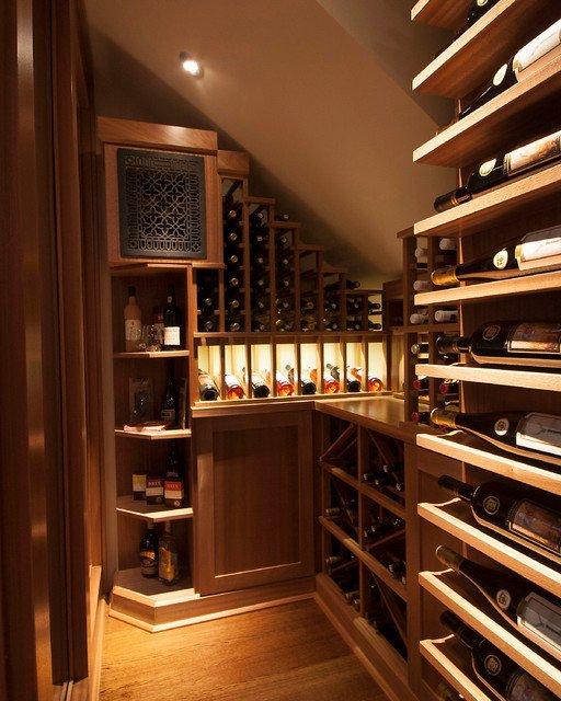 ytuonghamruu 5 ngoisao.vn Chia sẻ ý tưởng tạo hầm rượu đẹp mắt trong nhà