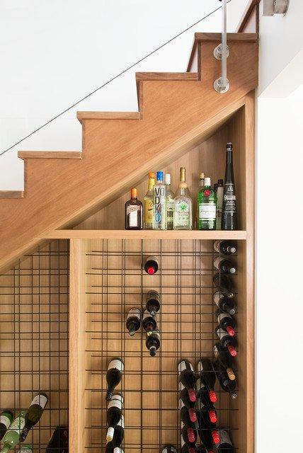 ytuonghamruu 9 ngoisao.vn Chia sẻ ý tưởng tạo hầm rượu đẹp mắt trong nhà