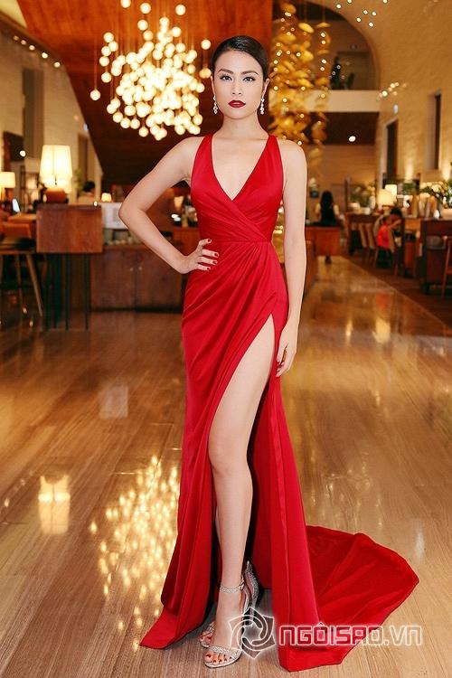 Ai xứng danh 'Nữ hoàng thảm đỏ' showbiz Việt tuần qua? (P10) 1