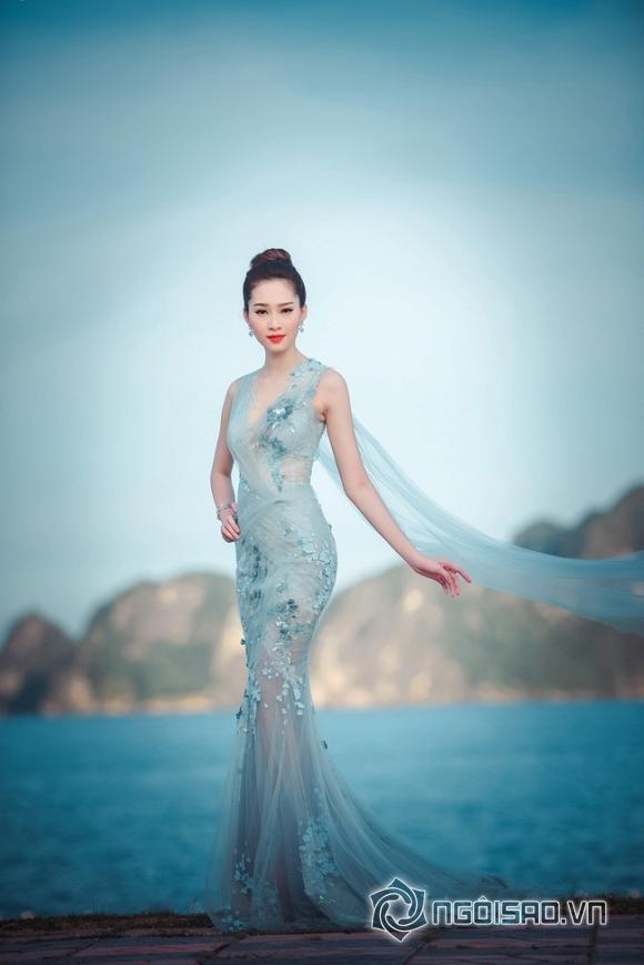 Ai xứng danh 'Nữ hoàng thảm đỏ' showbiz Việt tuần qua? (P10) 2