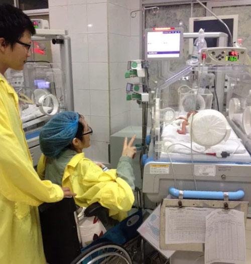Đậu Thị Huyền Trâm, Thiếu úy Đậu Thị Huyền Trâm, Mẹ từ chối điều trị ung thư để giữ con