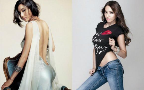 Top 12 nữ diễn viên có thân hình nóng bỏng nhất Hàn Quốc