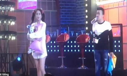 Lâm Vỹ Dạ, Trấn Thành - Hari Won, clip hot, Clip ngôi sao
