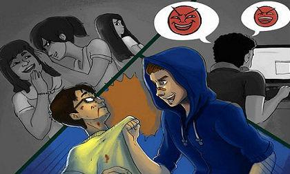bắt nat, dấu hiệu trẻ bị bắt nạt, trẻ bị bắt nạt, trẻ bị bắt nạt tại trường học, bắt nạt ở trường học, dấu hiệu, dấu hiệu khác lạ của trẻ,chăm con